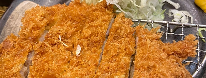 Tonkatsu by Ma Maison とんかつ マメゾン is one of Phucket & SG.