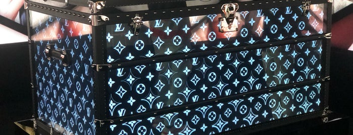Time Capsule Louis Vuitton Exhibition is one of สถานที่ที่ Pilar ถูกใจ.