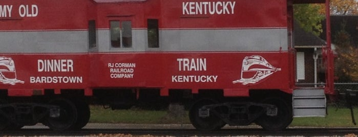 My Old Kentucky Dinner Train is one of Louisville, KY Trip!.