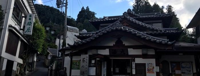 大湯 is one of 温泉&お風呂リスト.
