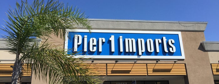 Pier 1 Imports is one of Ryanさんのお気に入りスポット.