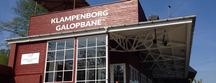 Klampenborg Galopbane is one of Denmark 🇩🇰.