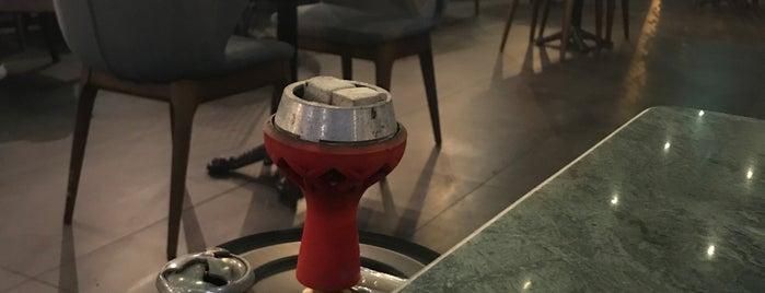Smokin Nargile Cafe is one of Lugares favoritos de Selim.