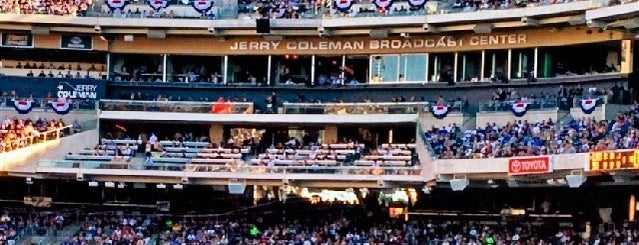 Petco Park is one of Baseball Stadiums in U.S.A..