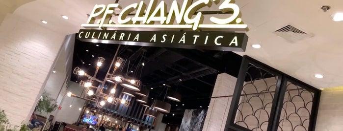 P.F. Chang's is one of Orte, die Sergio M. 🇲🇽🇧🇷🇱🇷 gefallen.