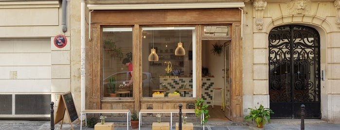 Yellow Tucan is one of Paris for foodies.