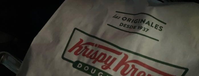 Krispy Kreme is one of CDMX.