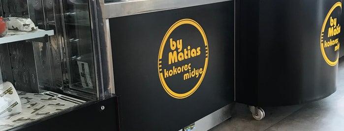 By Matias Kokoreç&Midye is one of Locais curtidos por Barbaros.
