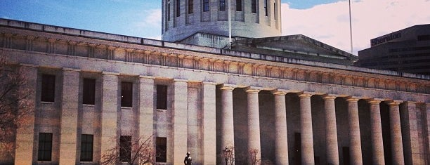Ohio Statehouse is one of State Capitols.