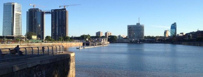 Río de la Plata is one of Capital Federal (AR).