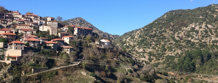 Εν Δημητσάνη is one of Lugares favoritos de Vangelis.