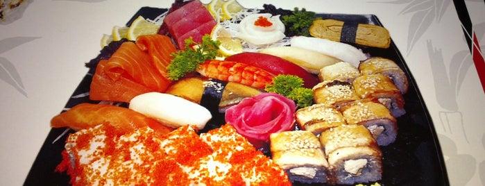 "Суши-бар ""DAIKON"" is one of My Favourite... :)."