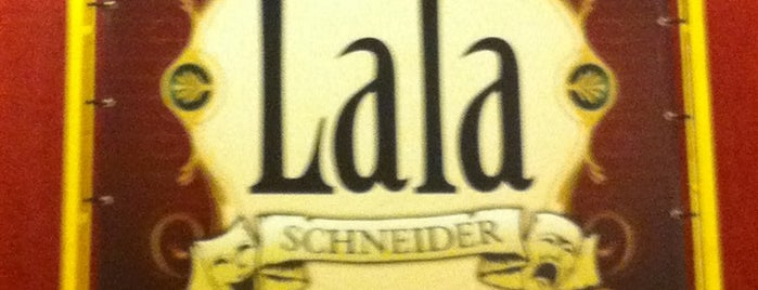 Teatro Lala Schneider is one of Teatros CWB.