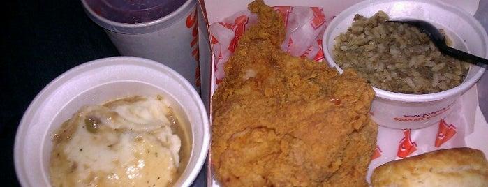 Popeyes Louisiana Kitchen is one of Chuck'un Beğendiği Mekanlar.