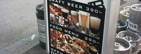 Craft Beer Bar IBREW is one of ぎゅ↪︎ん 🐾'ın Kaydettiği Mekanlar.