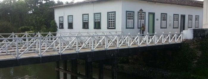 Ponte da Casa de Cora Coralina is one of O melhor da Cidade de Goiás.