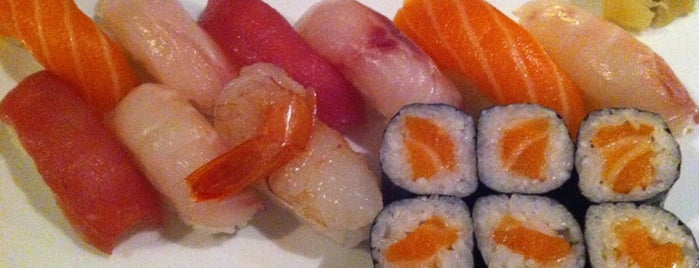 Sushibar Cantù is one of Orient...express!!.