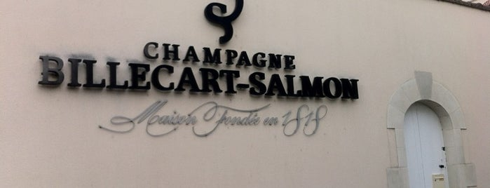 Billecart-Salmon is one of Burgundy/Champagne.