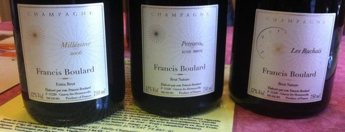 Francis Boulard & Fille is one of สถานที่ที่บันทึกไว้ของ Jean-Marc.
