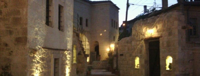 Dere Suites Cappadocia is one of Gidilecek.