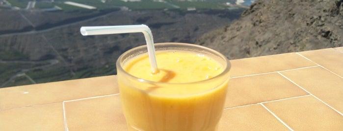 Mirador El Time is one of La Palma.