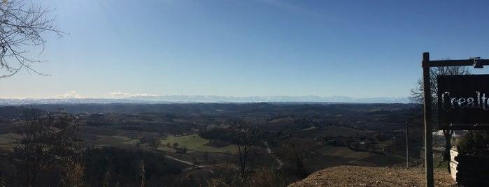Crealto is one of Piemonte da provare.
