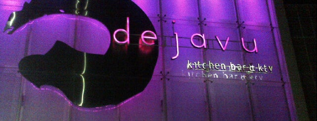 Dejavu Kitchen, Bar & KTV is one of Club | Bar | Cafe | Nightlife.