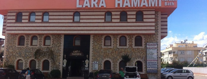 Lara Hamamı is one of Lieux qui ont plu à ..