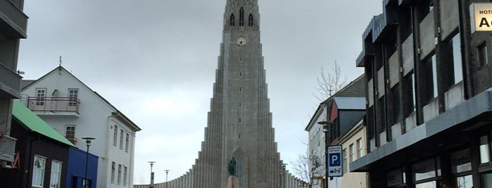 Hallgrímskirkja is one of Best of Iceland.