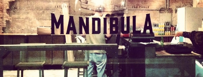 Mandíbula is one of Bar / Boteco / Pub.