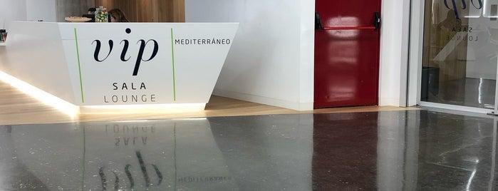 Sala VIP Mediterraneo is one of Lugares favoritos de V͜͡l͜͡a͜͡d͜͡y͜͡S͜͡l͜͡a͜͡v͜͡a͜͡.
