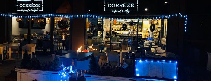 Correze is one of Gdansk.