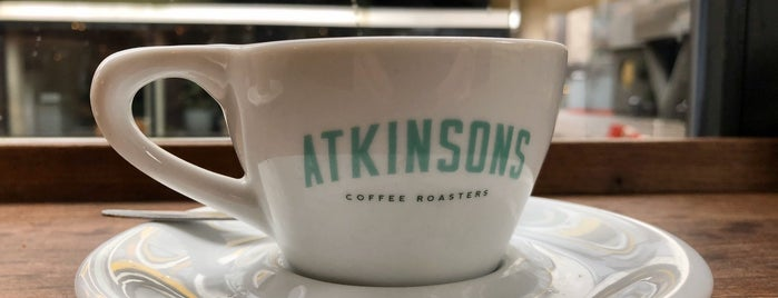Atkinsons is one of Coffee in Manchester.