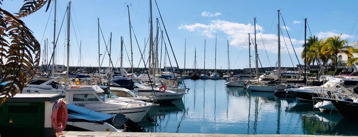 Marina Puerto de Mogán is one of Joud's Liked Places.