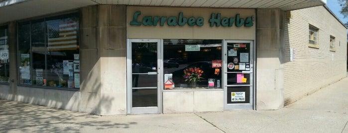 Larrabee Herbs is one of สถานที่ที่ Lady TMarie ถูกใจ.