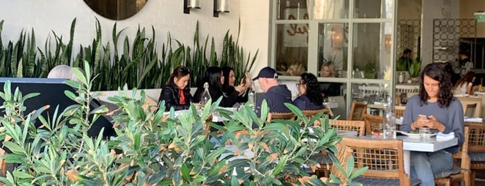 Cafe Gratitude - Beverly Hills is one of Organic LA.