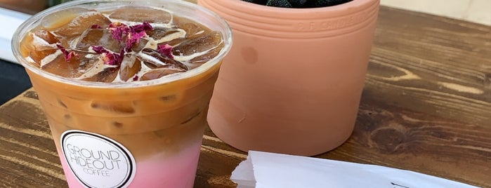 Ground Hideout Coffee is one of Not Yet: сохраненные места.