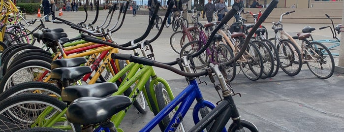 Sea Mist Skate & Bike Rentals is one of Things to do in SoCal.