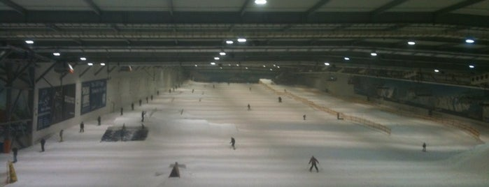 SNOW DOME Bispingen is one of fun & Adrenalin.