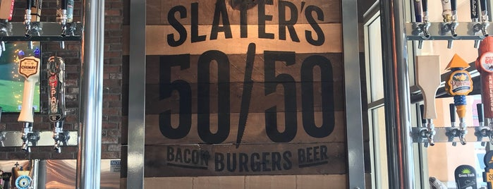 Slater's 50/50 is one of Viva Las Vegas.