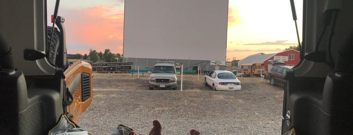 Amusement Park Drive-In Theatre is one of TAKE ME TO THE DRIVE-IN, BABY.