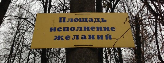 Усадьба Трубецких в Хамовниках is one of Места, где сбываются желания. Москва.
