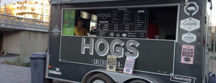 Hogs is one of Stgo. City.