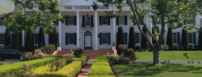 Culver Studios is one of Favoritos.