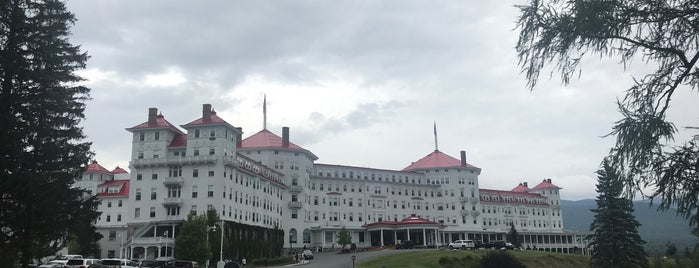 Omni Bretton Arms Inn at Mount Washington is one of Bretton Woods Dining Options.