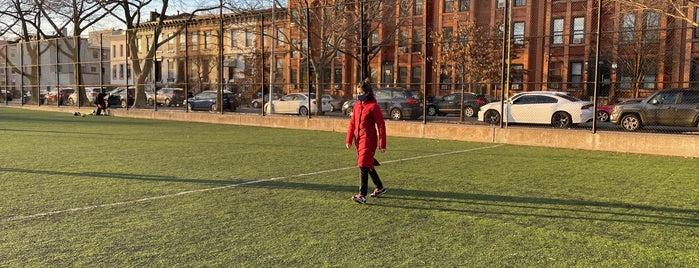 Reinaldo Salgado Playground is one of Where to play ball —Public Courts.
