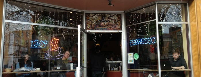 1369 Coffee House is one of Boston.