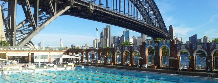 North Sydney Olympic Pool is one of Australia.