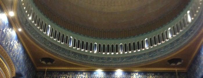 Al Masjid Al Kabeer is one of Q8.