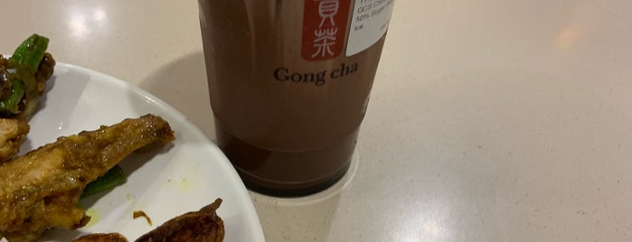 Gong Cha 贡茶 is one of Orte, die Adrian gefallen.